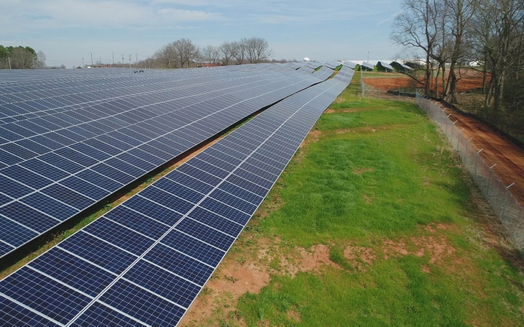 SolRiver Capital Energizes 5 MW Solar Project for Cleveland County, North Carolina